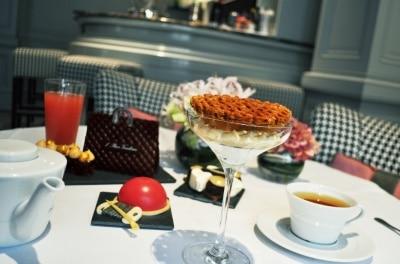 #teaTime #hotelVendome #Luxe #couture #paris #trendyornotTrendy #bonplan #gourmandise