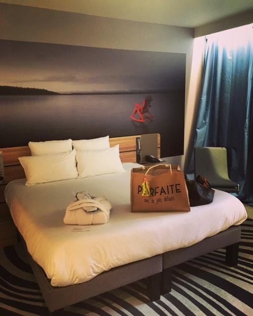 Chic Decontracte Le Novotel Resort Spa Fitness De Biarritz