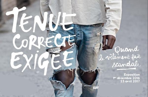 #tenuecorrecteexigee #mode #expo #museeartsdecoratifs